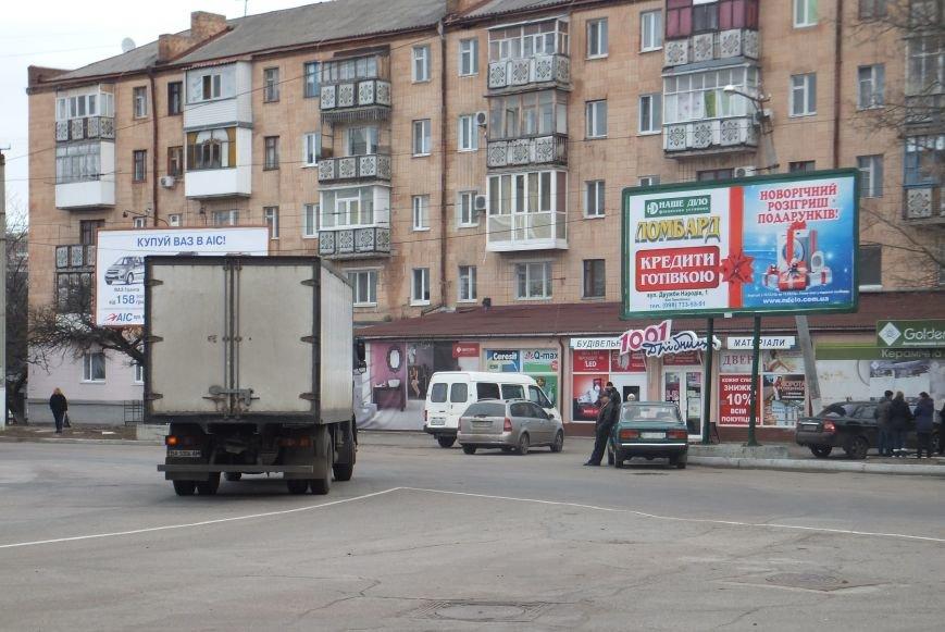 В Кировограде произошло ДТП с участием грузовика. (ФОТО) (фото) - фото 2