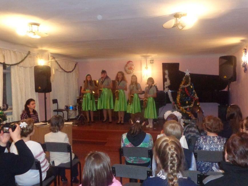 День Святого Николая в музыкальной школе Красноармейска отметили музыкально, талантливо и громогласно (фото) - фото 19