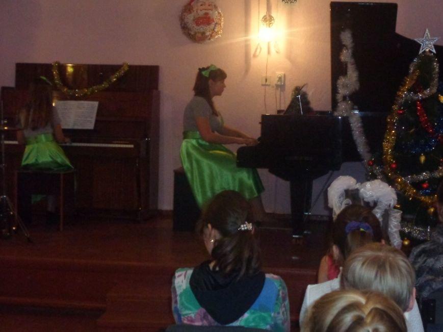 День Святого Николая в музыкальной школе Красноармейска отметили музыкально, талантливо и громогласно (фото) - фото 17