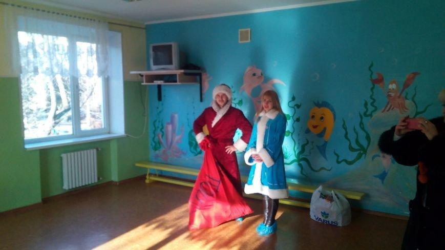 Криворожский противотуберкулезный центр посетил Святой Николай с подарками для малышей (ФОТО), фото-6