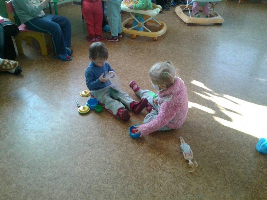 Криворожский противотуберкулезный центр посетил Святой Николай с подарками для малышей (ФОТО), фото-3
