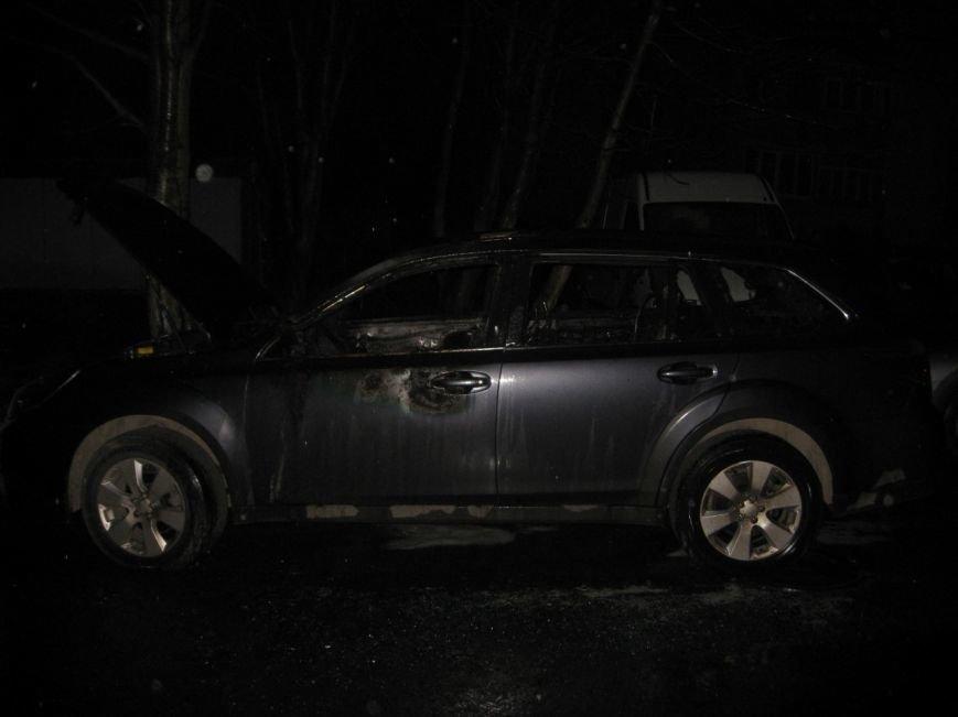 У Хмельницькому згоріла автівка дружини депутата (Фото) (фото) - фото 2