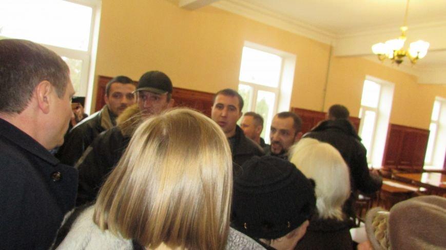Скандал на сессии в Северодонецком горсовете: заседание сорвано (ФОТО), фото-3