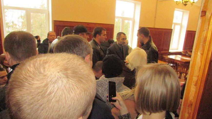 Скандал на сессии в Северодонецком горсовете: заседание сорвано (ФОТО), фото-1