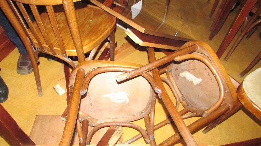 Скандал на сессии в Северодонецком горсовете: заседание сорвано (ФОТО), фото-4
