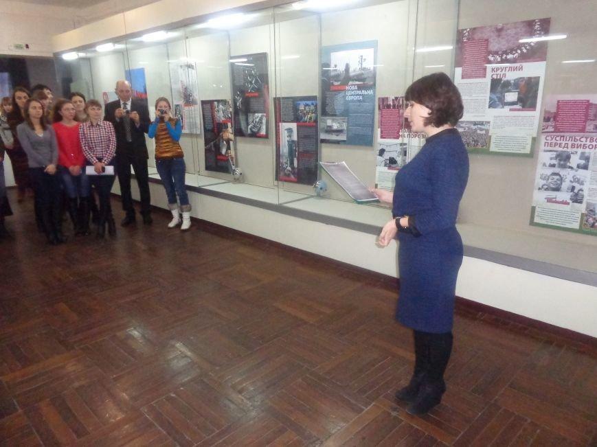 В Красноармейском историческом музее презентовали выставку «1989. Конец системы» (фото) - фото 6