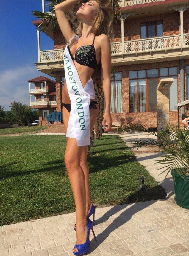 Россию на международном конкурсе «Мiss intercontinental 2015» будет представлять ростовчанка (фото) - фото 1