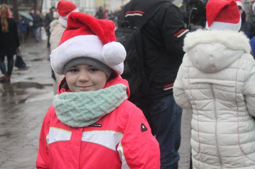 Ужгородом  пройшли 1000 Миколайчиків, фото-11