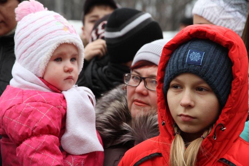 Ленинский район Николаева обзавелся новогодней красавицей (ФОТОРЕПОРТАЖ) (фото) - фото 11