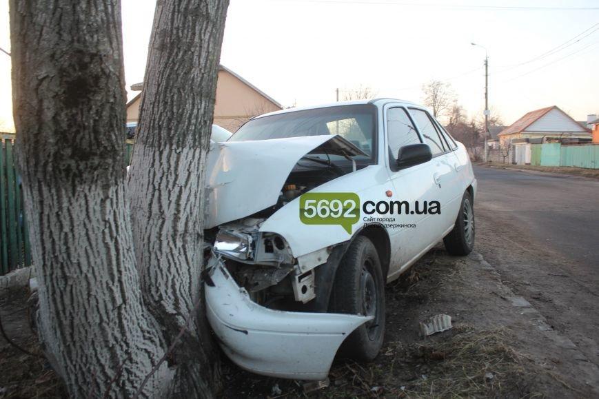 В Днепродзержинске на улице Клары Цеткин произошло ДТП (фото) - фото 5