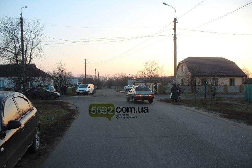 В Днепродзержинске на улице Клары Цеткин произошло ДТП (фото) - фото 4