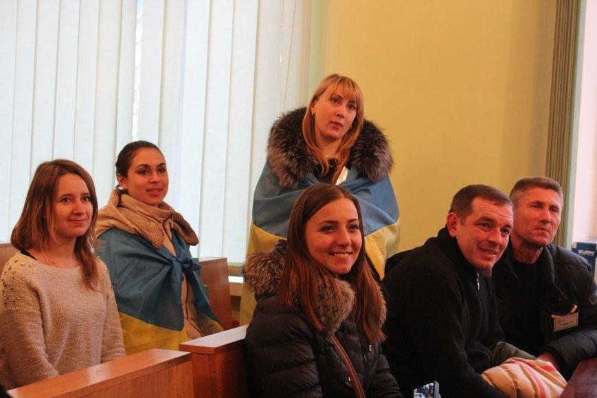 У Хмельницькому поліцію та суд відвідав Антикорупційний рух (Фото, Відео) (фото) - фото 1