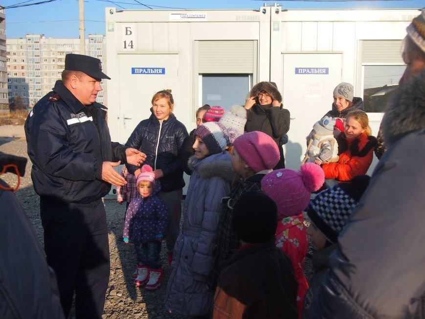 В Днепродзержинске детей-переселенцев поздравили с Днем Святого Николая (фото) - фото 1