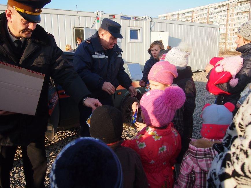 В Днепродзержинске детей-переселенцев поздравили с Днем Святого Николая (фото) - фото 2