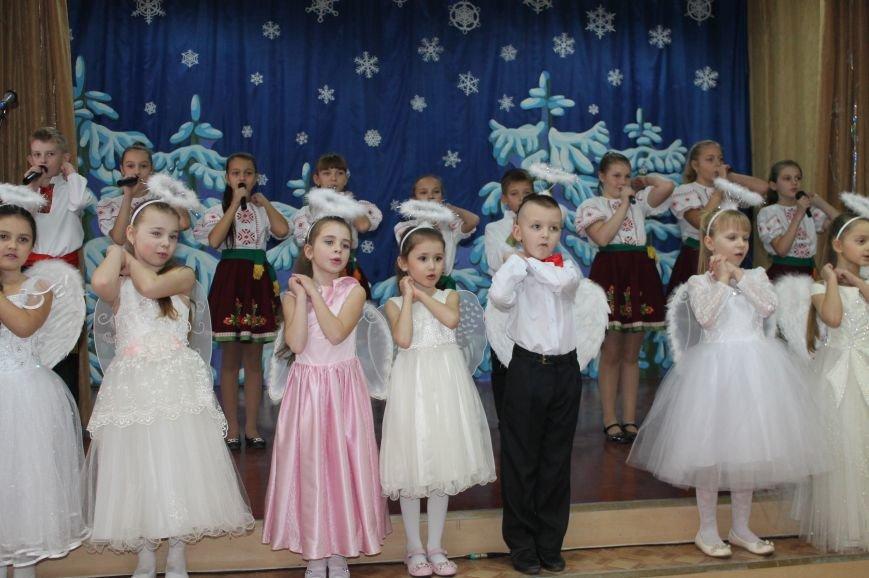 Школьники Артемовска-Бахмута получили подарки от Святого Николая и мэра города, фото-3