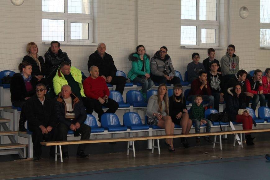 В Артемовске-Бахмуте открыли Чемпионат Украины по волейболу (ФОТОФАКТ), фото-2