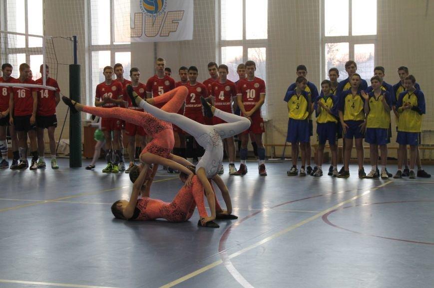 В Артемовске-Бахмуте открыли Чемпионат Украины по волейболу (ФОТОФАКТ), фото-6