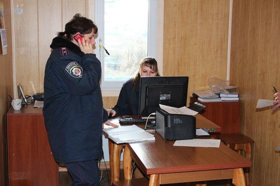 Краматорская полиция рассказала о работе блокпоста (фото) - фото 3