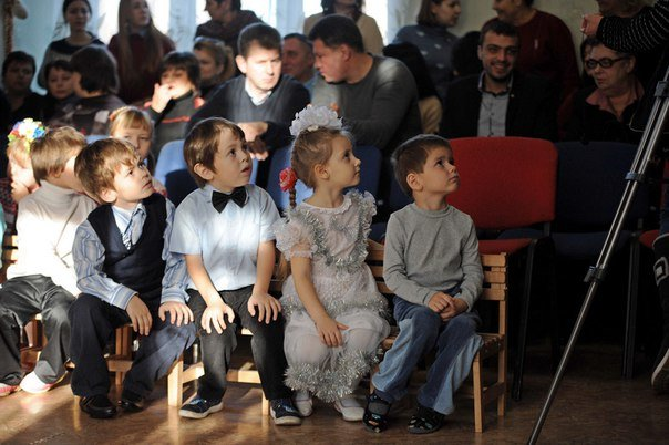День святого Николая в днепродзержинском доме ребенка (фото) - фото 7