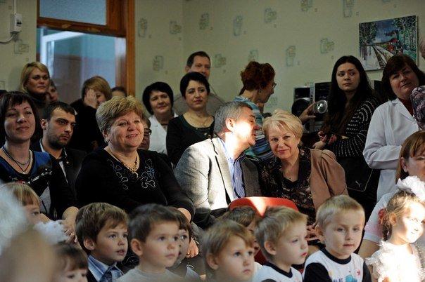День святого Николая в днепродзержинском доме ребенка, фото-8