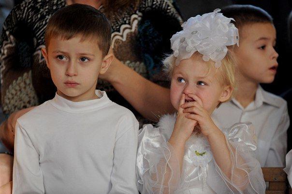 День святого Николая в днепродзержинском доме ребенка (фото) - фото 11