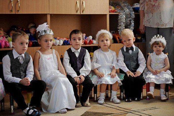 День святого Николая в днепродзержинском доме ребенка (фото) - фото 14