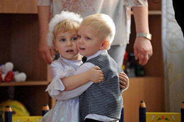 День святого Николая в днепродзержинском доме ребенка (фото) - фото 12