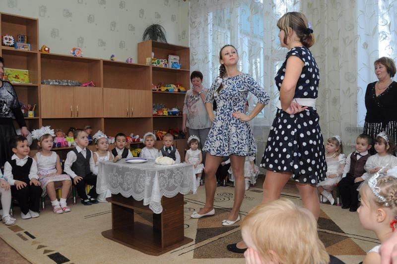 День святого Николая в днепродзержинском доме ребенка, фото-10