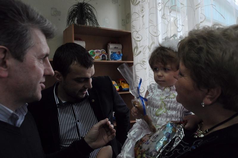 День святого Николая в днепродзержинском доме ребенка, фото-4