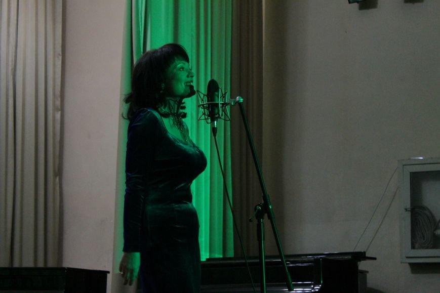 В добропольской музыкальной школе состоялся авторский концерт Светланы Каширской (ФОТО), фото-6