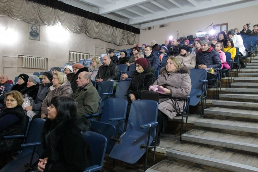 В добропольской музыкальной школе состоялся авторский концерт Светланы Каширской (ФОТО), фото-2
