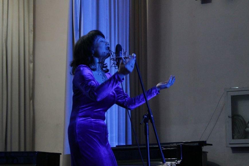 В добропольской музыкальной школе состоялся авторский концерт Светланы Каширской (ФОТО), фото-5