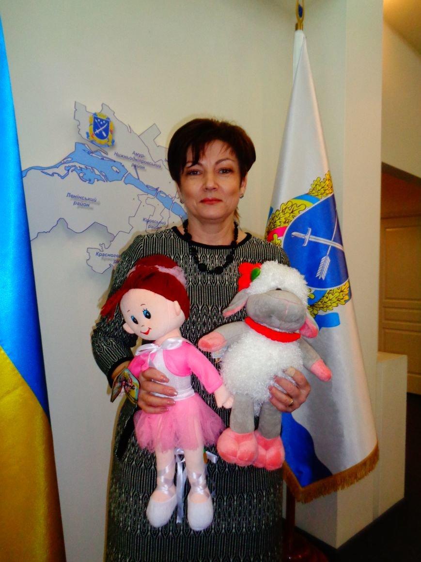 Днепропетровские дети получат игрушки от горсовета (фото) - фото 1