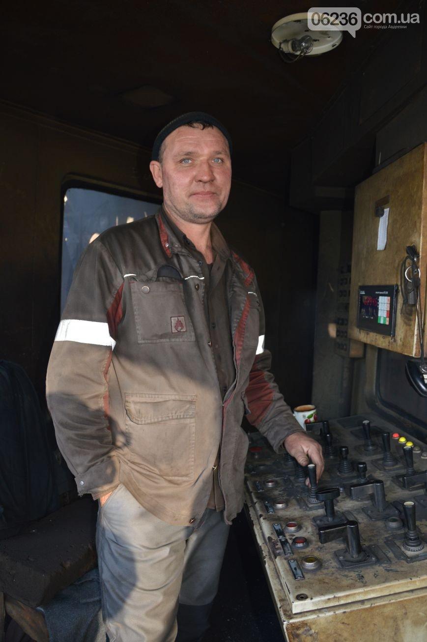 Машинист АКХЗ Ростислав Вакулишин - сильный человек (фото) - фото 1