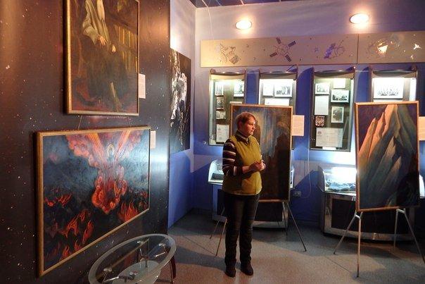 Студенты ЕТЭМ посетили выставку русского художника Николая Рериха, фото-2