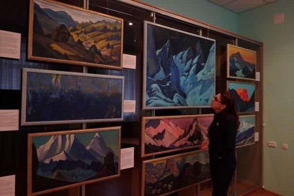 Студенты ЕТЭМ посетили выставку русского художника Николая Рериха, фото-1