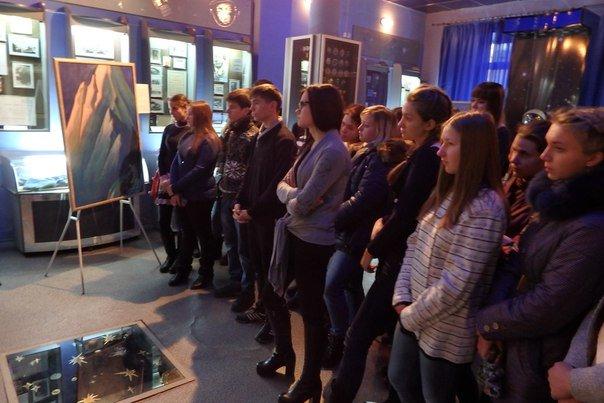 Студенты ЕТЭМ посетили выставку русского художника Николая Рериха, фото-3