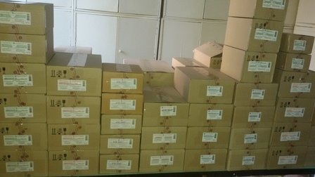 В Мариуполь прибыли медикаменты для коммунальной аптеки (ФОТО), фото-1