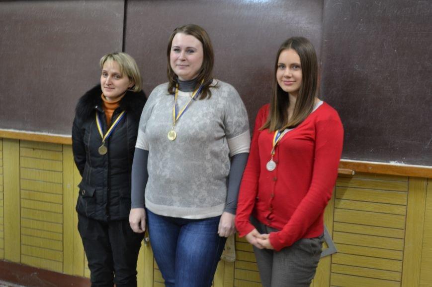 В Днепродзержинске завершился чемпионат города по шашкам-64, фото-21