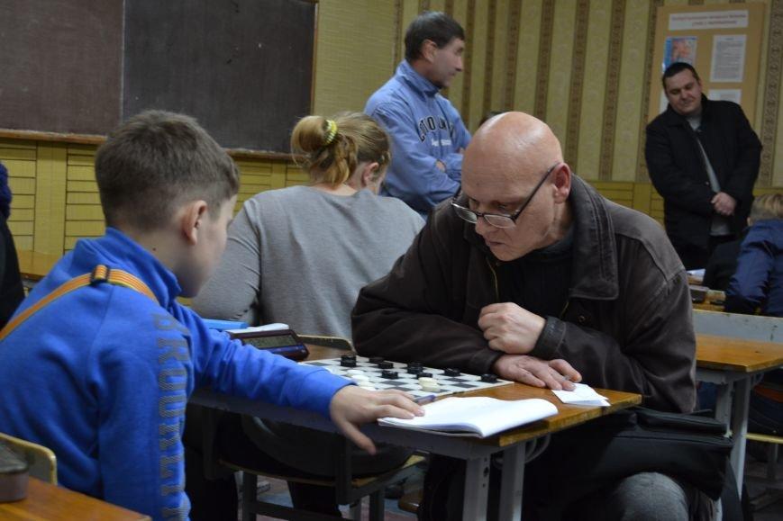 В Днепродзержинске завершился чемпионат города по шашкам-64, фото-12
