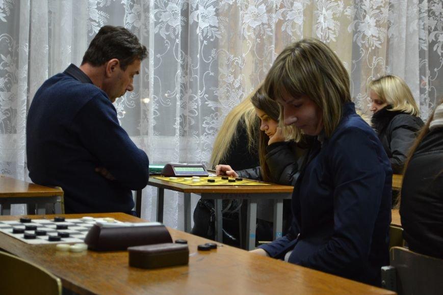 В Днепродзержинске завершился чемпионат города по шашкам-64, фото-6