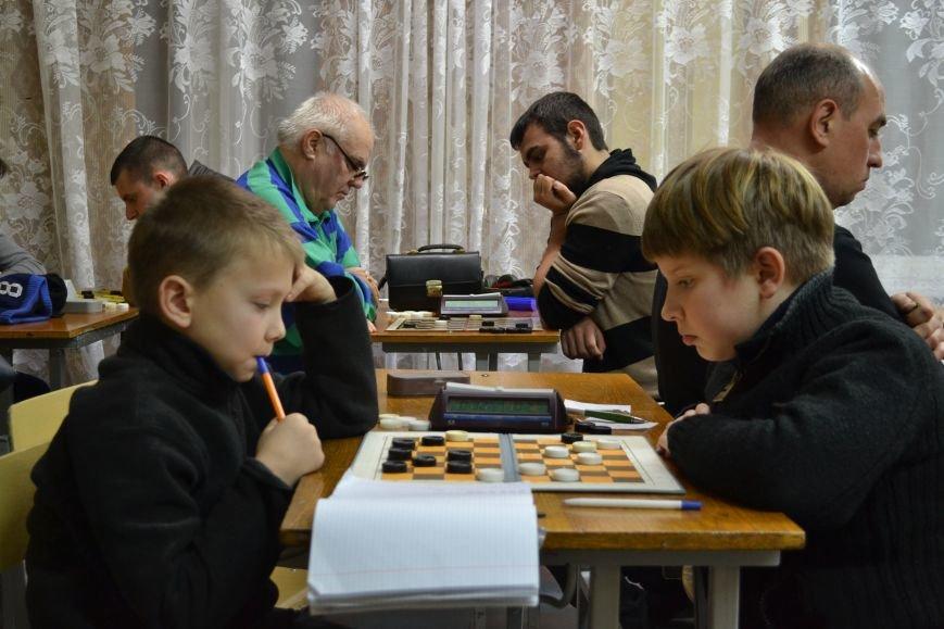 В Днепродзержинске завершился чемпионат города по шашкам-64, фото-7