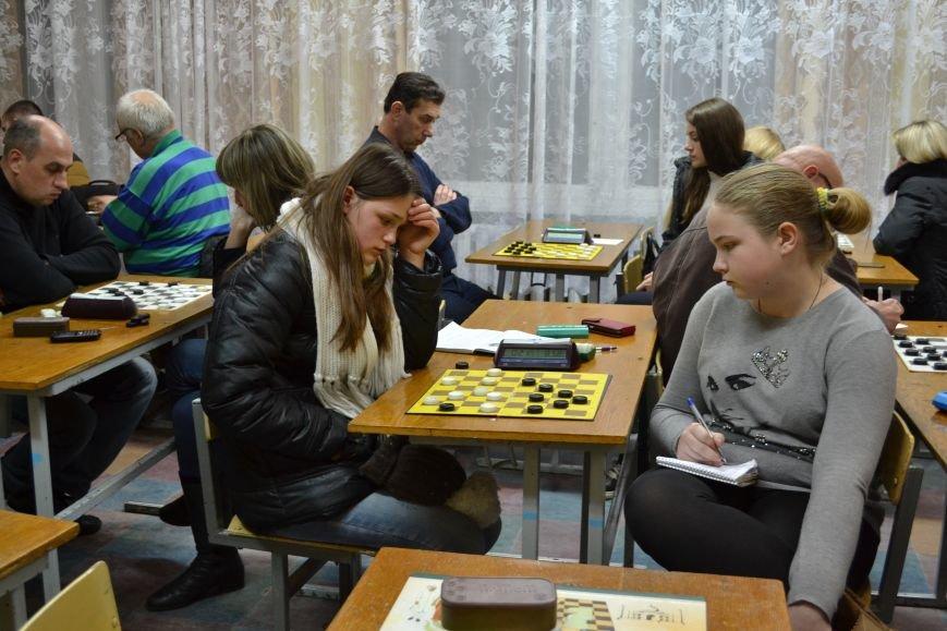 В Днепродзержинске завершился чемпионат города по шашкам-64, фото-9