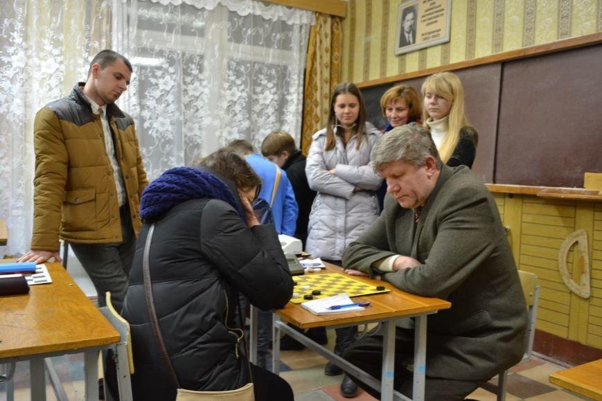 В Днепродзержинске завершился чемпионат города по шашкам-64, фото-19