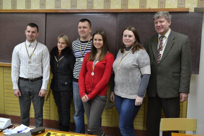 В Днепродзержинске завершился чемпионат города по шашкам-64, фото-23