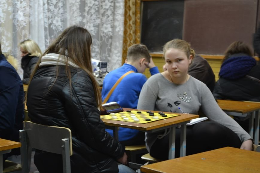 В Днепродзержинске завершился чемпионат города по шашкам-64, фото-5
