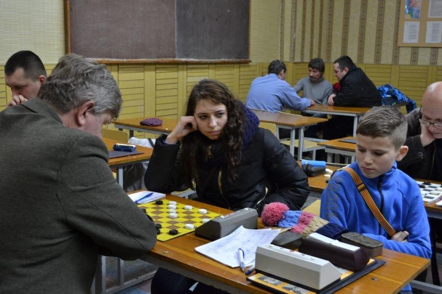 В Днепродзержинске завершился чемпионат города по шашкам-64, фото-14