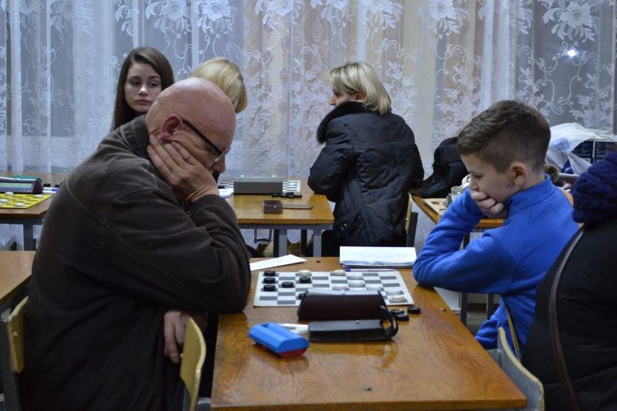 В Днепродзержинске завершился чемпионат города по шашкам-64, фото-16