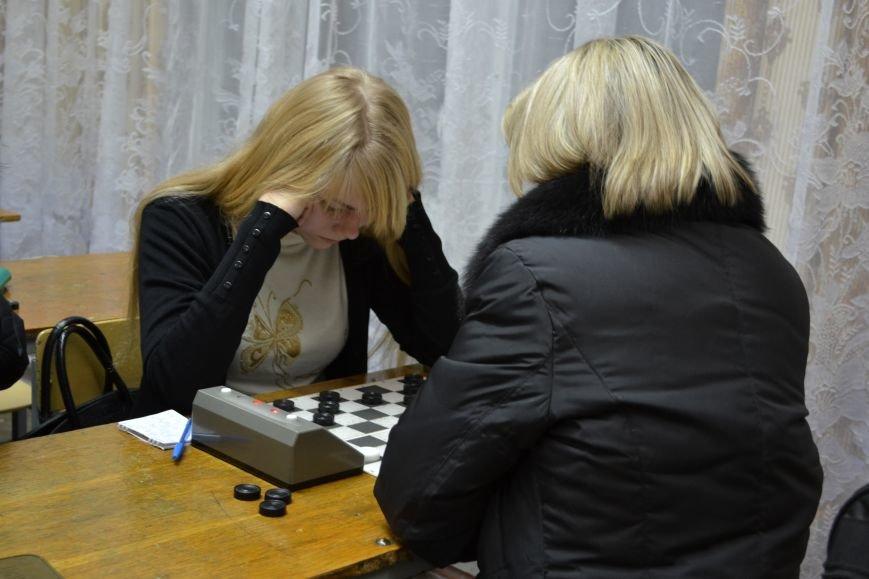 В Днепродзержинске завершился чемпионат города по шашкам-64, фото-13