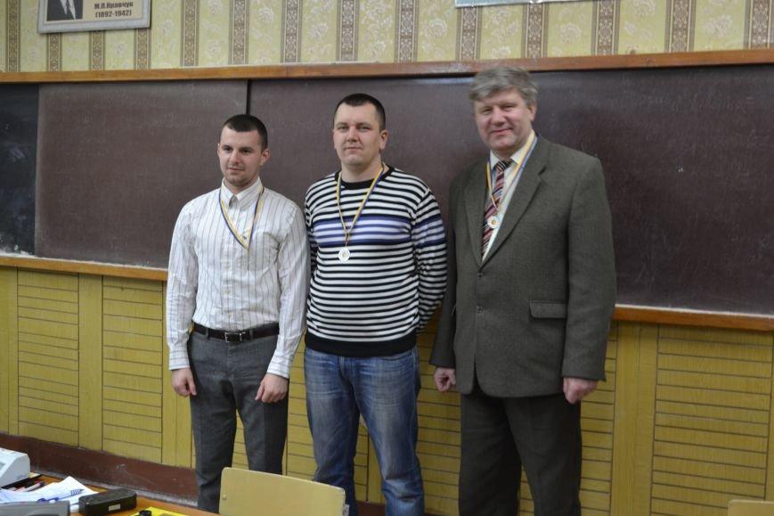 В Днепродзержинске завершился чемпионат города по шашкам-64, фото-22